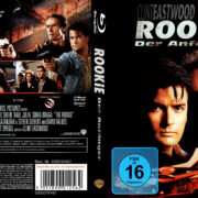 The Rookie - Der Anfänger (1990) R2 German Blu-Ray Covers & Label