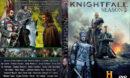 Knightfall: Season 2 (2019) R0 Custom DVD Cover