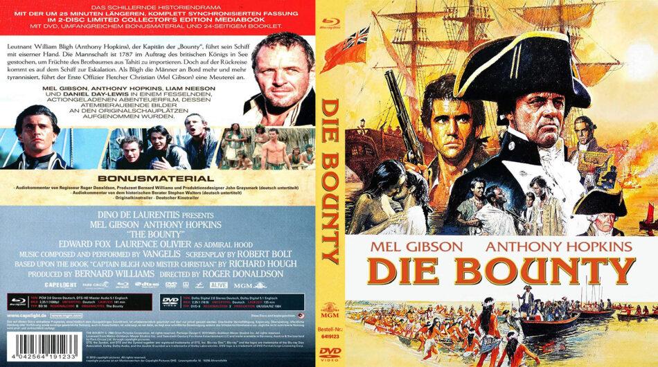 Die Bounty 1984