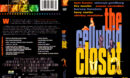 THE CELLULOID CLOSET (2001) R1 DVD COVER & LABEL