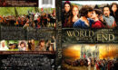 WORLD WITHOUT END (2012) R1 DVD COVER & LABELS