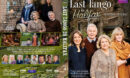 Last Tango in Halifax - Holiday Special (2017) R1 CUSTOM DVD COVER & LABEL