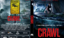 Crawl (2019) R0 Custom DVD COVER