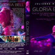 Gloria Bell (2018) R1 Custom DVD Cover