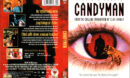CANDYMAN (1992) R1 DVD COVER & LABEL