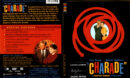 CHARADE CRITERION COLLECTION (1999) R1 DVD COVER & LABEL