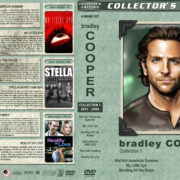 Bradley Cooper Filmography - Set 1 (2001-2004) R1 Custom DVD Covers