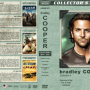 Bradley Cooper Filmography - Set 4 (2010-2012) R1 Custom DVD Covers
