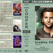 Bradley Cooper Filmography - Set 7 (2016-2019) R1 Custom DVD Covers