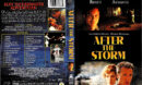 AFTER THE STORM (2001) R1 DVD COVER & LABEL