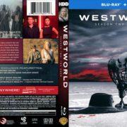 Westworld: Season 2 (2018) R1 Blu-Ray Cover