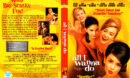 ALL I WANNA DO (1998) R1 DVD COVER & LABEL