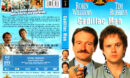 CADILLAC MAN (1989) R1 DVD COVER & LABEL