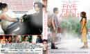 Five Feet Apart (2019) R1 Custom DVD Cover