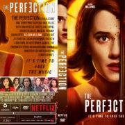 The Perfection (2019) R1 Custom DVD Cover