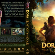 Dora and the Lost City of Gold (2019) R0 Custom DVD Cover