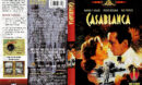 CASABLANCA (1943) R1 DVD COVER & LABEL