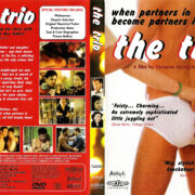 THE TRIO (2000) R1 DVD DVD COVER & LABEL