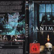 Animus - Das Verräterische Herz (2015) R2 German DVD Cover