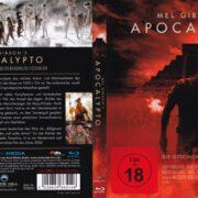 Apocalypto (2014) R2 German Blu-Ray Cover