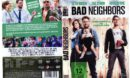 Bad Neighbors (2014) R2 German DVD Cover