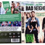 Bad Neighbors (2014) R2 German DVD Cover