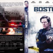 Boston (2016) R2 German DVD Cover