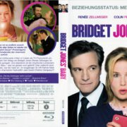 Bridget Jones' Baby (2016) R2 German Blu-Ray Cover