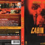 Cabin Fever - Es Wird Dich Fressen (2002) R2 German Blu-Ray Cover