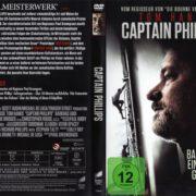 Captain Phillips (2013) R2 German DVD Cover
