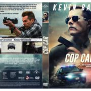 Cop Car (2015) R2 German DVD Cover
