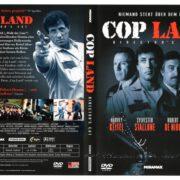 Cop Land (1997) R2 German DVD Cover