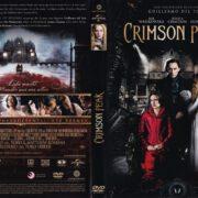 Crimson Peak (2015) R2 german DVD Cover