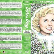 Doris Day Filmography - Set 4 (1956-1959) R1 Custom DVD Covers