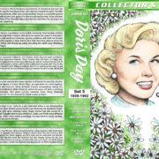 Doris Day Filmography - Set 5 (1959-1962) R1 Custom DVD Covers