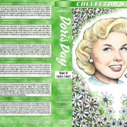 Doris Day Filmography - Set 6 (1963-1967) R1 Custom DVD Covers