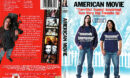 AMERICAN MOVIE (2000) R1 DVD COVER & LABEL