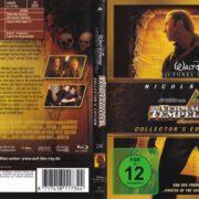 Das Vermächtniss Der Tempelritter (2008) R2 German Blu-Ray Cover