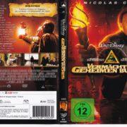 Das Vermächtniss Des Geheimen Buches (2008) R2 german DVD Cover