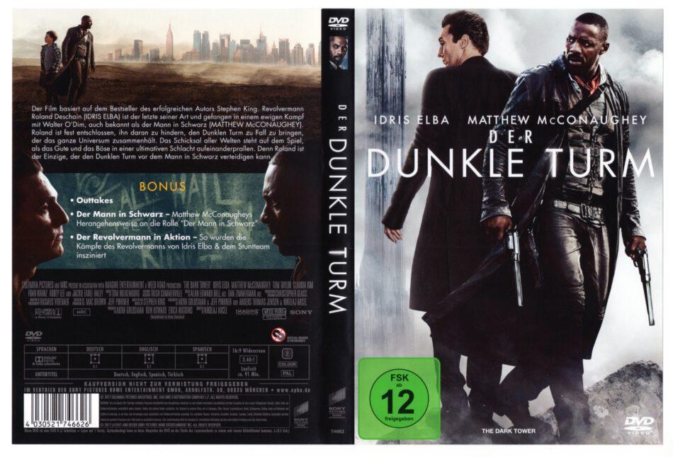 Der Dunkle Turm Dvd