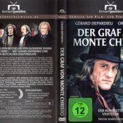 Der Graf Von Monte Christo (1999) R2 German DVD Cover