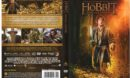 Der Hobbit - Smaugs Einöde (2013) R2 German DVD Cover