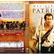 Der Patriot (2000) R2 German DVD Cover