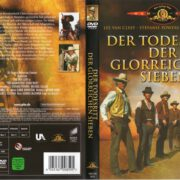 Der Todesritt der Glorreichen Sieben (1972) R2 German DVD Cover
