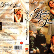 BALLET SHOES (1975) R1 DVD COVER & LABEL