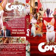 The Queen's Corgi (2019) R1 Custom DVD Cover