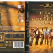 Die Rache Der Glorreichen Sieben (1969) R2 German DVD Cover
