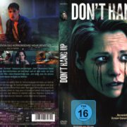 Don´t Hang Up (2016) R2 German DVD Cover