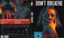 Don't Breathe (2016) R2 German DVD Cover