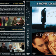 Wings of Desire / City of Angels Double Feature R1 Custom DVD Cover